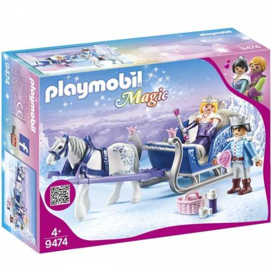 Playmobil 9474 Couple royal...