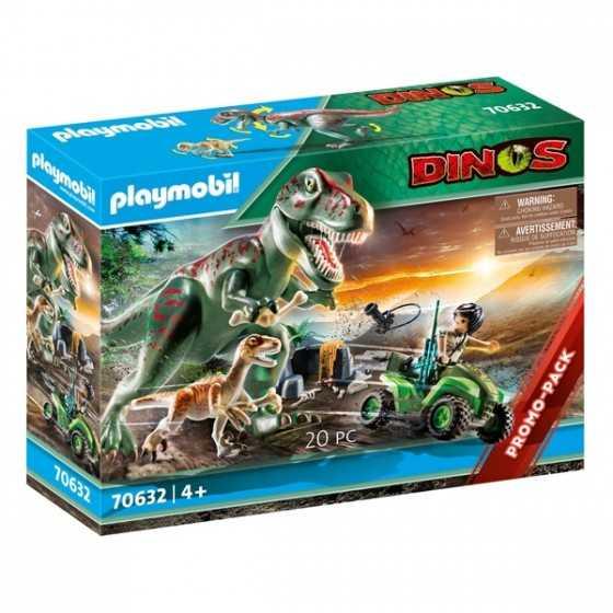 Playmobil 70632 Explorateur...
