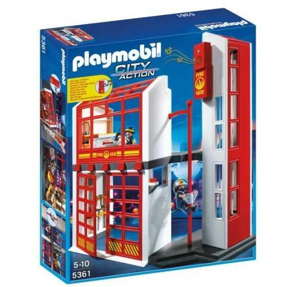 Playmobil 5361 Caserne de...