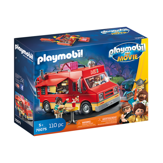 Playmobil 70075 THE MOVIE...