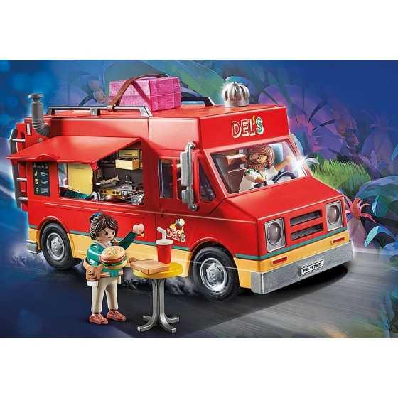 Playmobil 70075 THE MOVIE Food Truck de Del