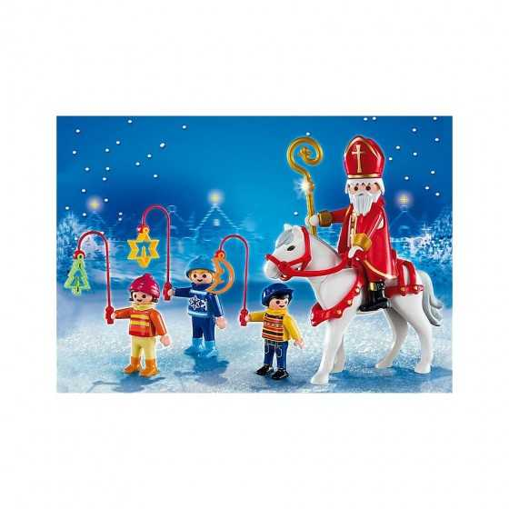 Playmobil 5593 Saint Nicolas avec enfants