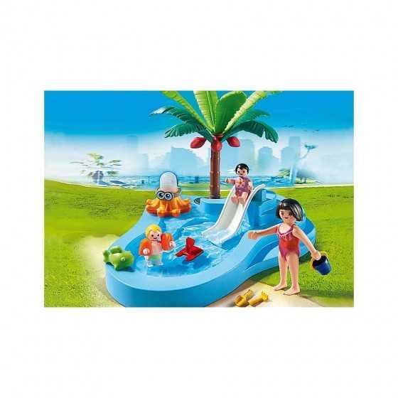 Playmobil 6673 Bassin pour bébés et mini-toboggan