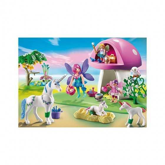 Playmobil 6055 Centre de soins pour licornes
