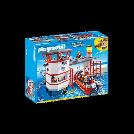 Playmobil 5539 Poste de...