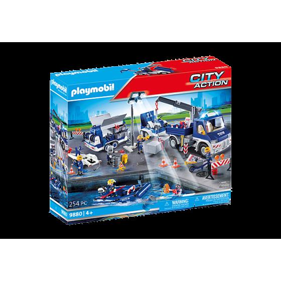 Playmobil 9880 Equipe de...
