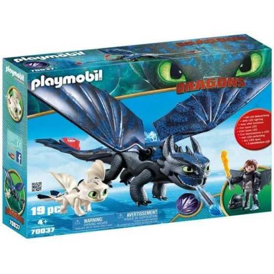 PLAYMOBIL 70037 Dragons 3 -...