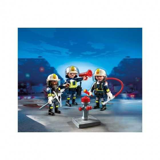 Playmobil 5366 Unité de Pompiers