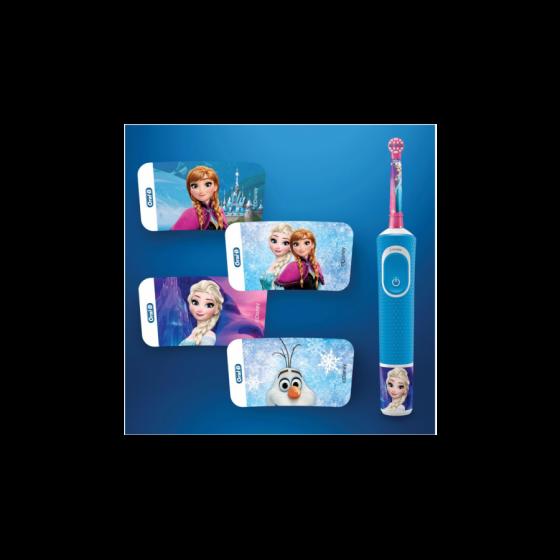 Brosse à dents électrique Oral-B Vitality 100 Reine des neiges