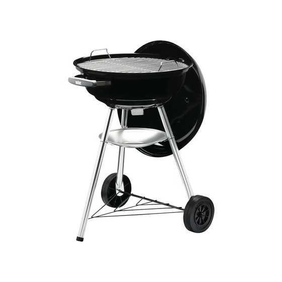 Barbecue à charbon de bois Weber Compact Kettle, Ø 47 cm