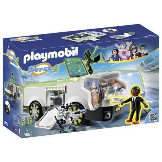 PLAYMOBIL 6692 Super 4...