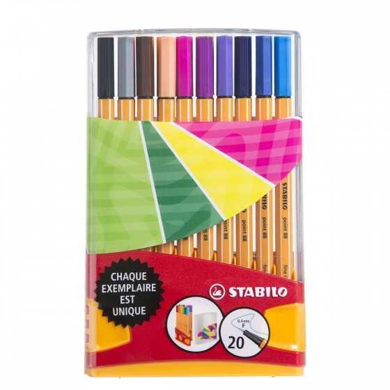 STABILO ColorParade 20...