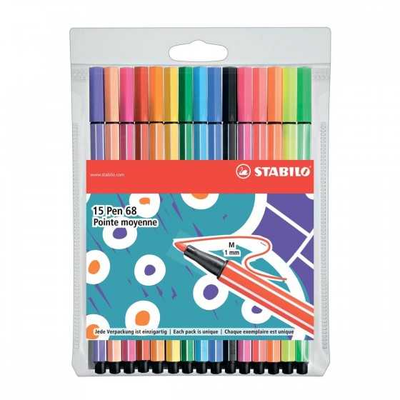 STABILO Feutre dessin Pen...