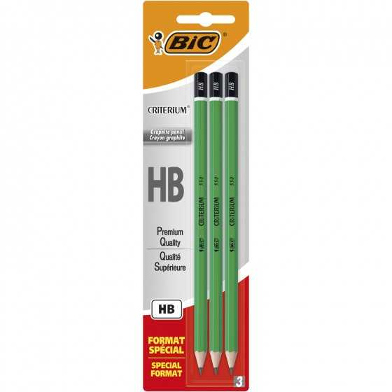 BIC Crayon graphite...