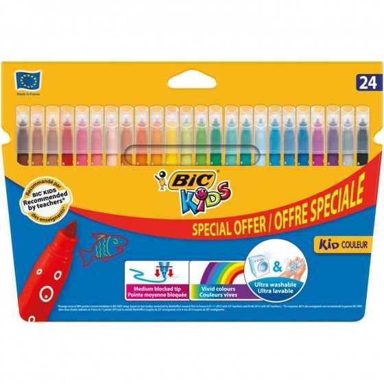 BIC Feutres de coloriage...