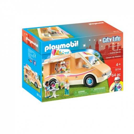 PLAYMOBIL 9114 City Life...