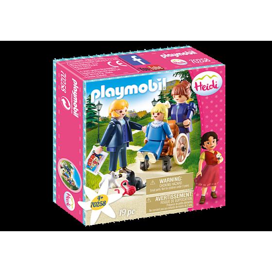 PLAYMOBIL 70258 Clara avec...