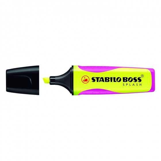 "STABILO Surligneur assortis ""boss splash"" x3"