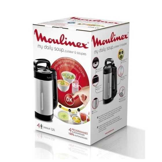 MOULINEX Blender Chauffant My Daily Soup