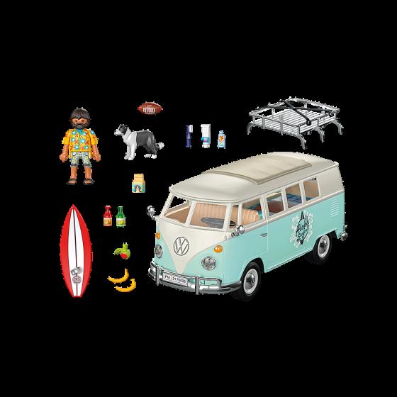 Playmobil 70826 Volkswagen T1 Combi - Edition spéciale