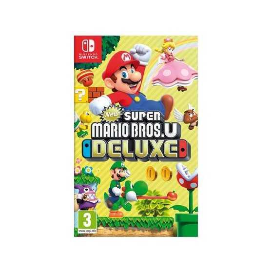 Nintendo Switch New Super...