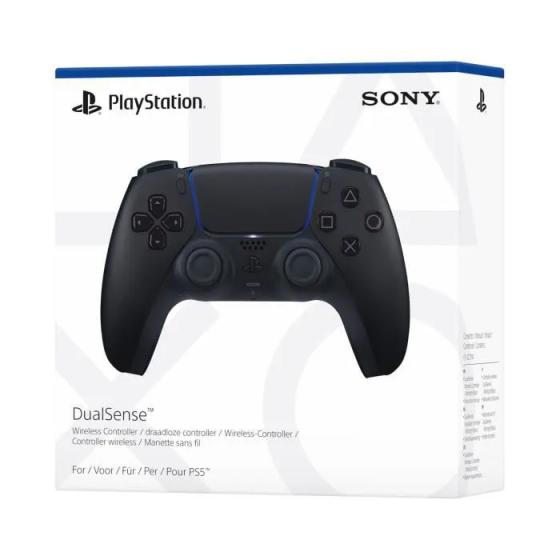 Manette PS5 DualSense Midnight Black - PlayStation Officiel