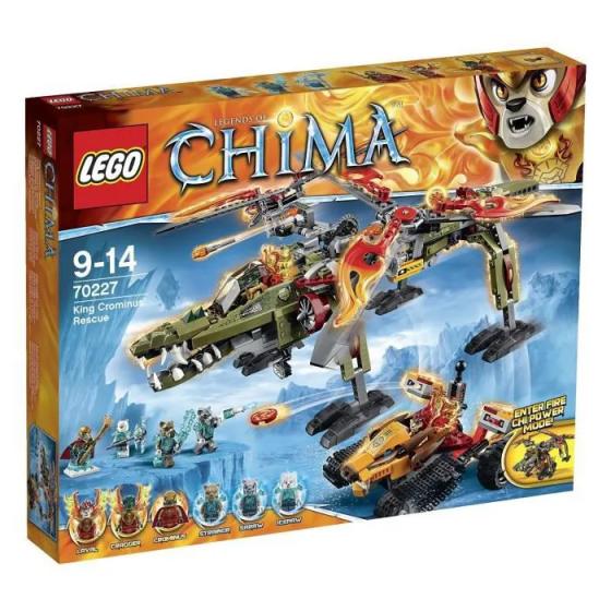LEGO Chima 70227 Le...