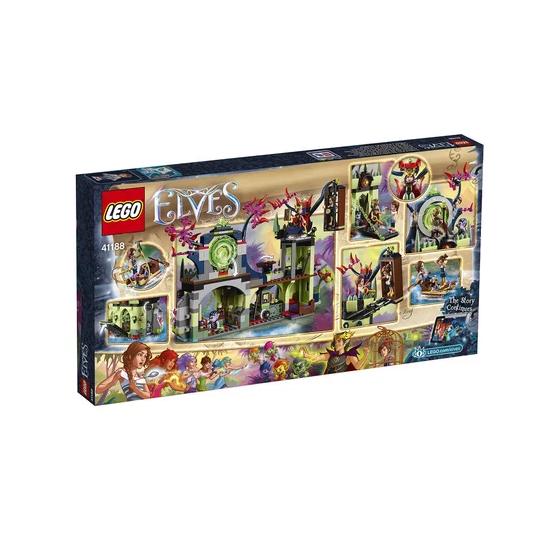 Lego 41188 L'évasion de la forteresse du roi Gobelin