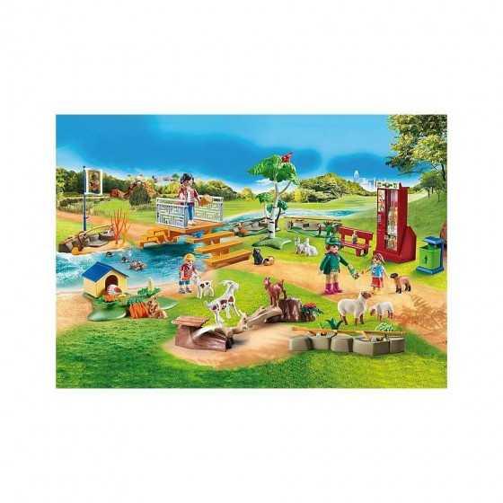 Playmobil 70342 Jardin Animalier