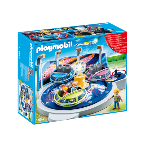Playmobil 5554 Attraction...