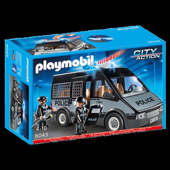 Playmobil 6043 Fourgon de...