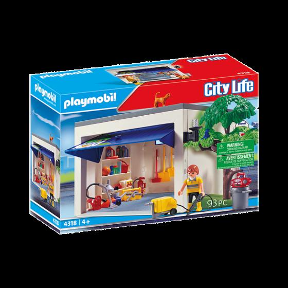Playmobil 4318 Garage de la...