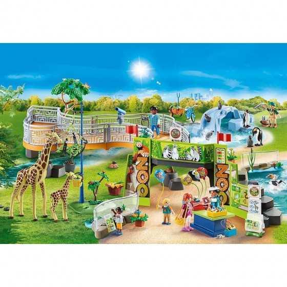 Playmobil 70341 Parc animalier