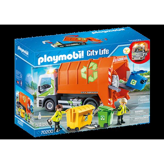 Playmobil 70200 Camion de...