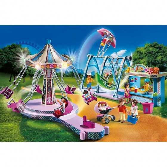 Playmobil 70558 Parc d'attractions