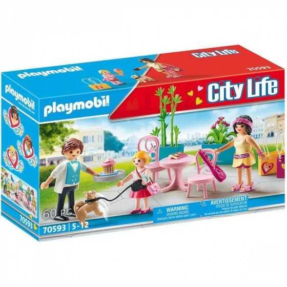 Playmobil 70593 Espace café