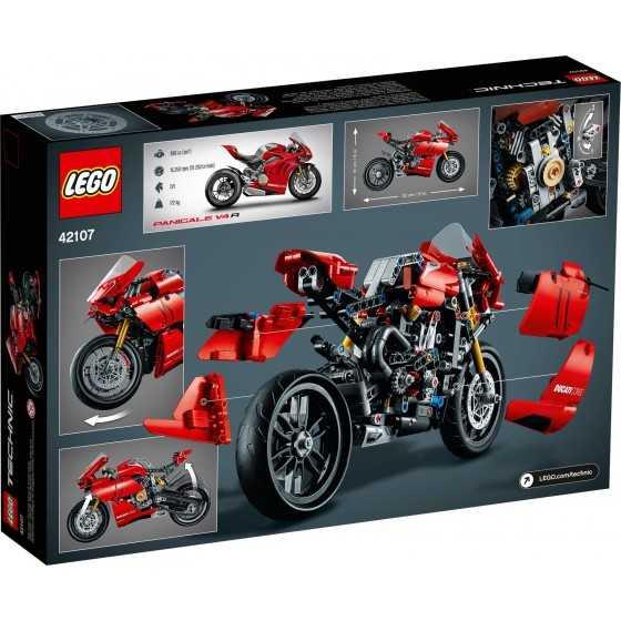 Lego Technic 42107 Ducati...