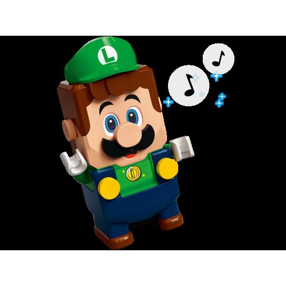 Lego 71387 Pack de Démarrage Les Aventures de Luigi