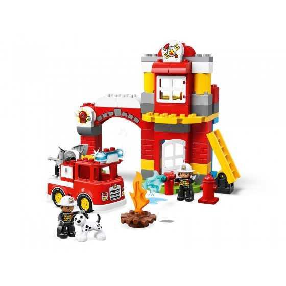 Lego Duplo 10903 La caserne de pompiers