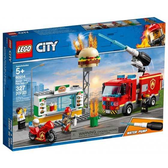 Lego City 60214...