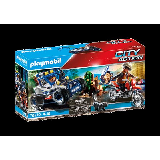 PLAYMOBIL 70570 - City...