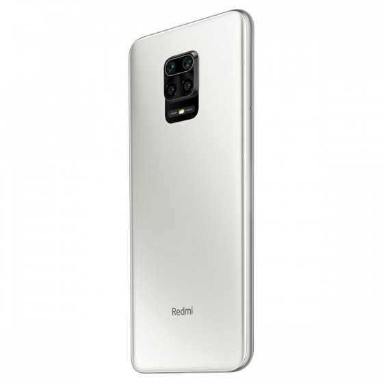 XIAOMI Redmi Note 9S 64 Go 6.67 pouces Blanc 4G