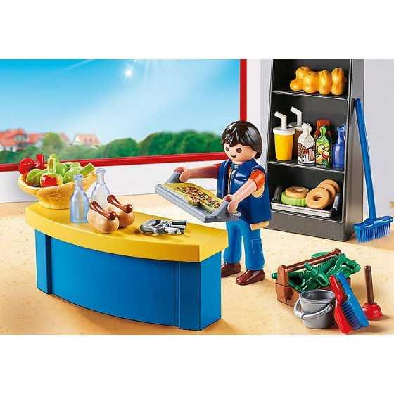 Playmobil 9457 Surveillant avec boutique