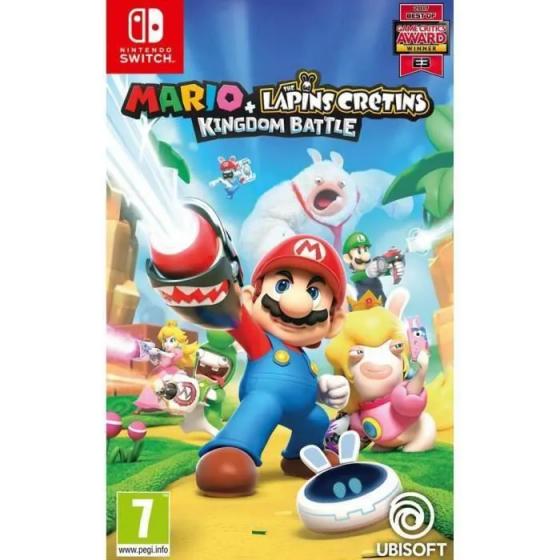 Mario + The Lapins Crétins...