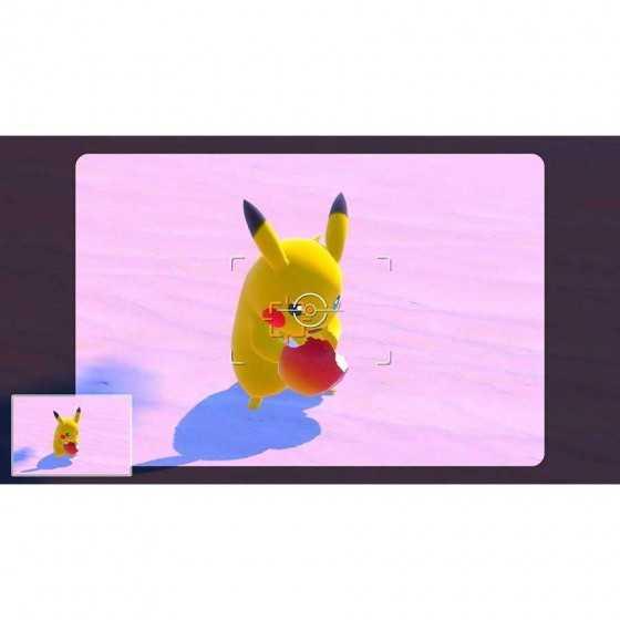 New Pokémon Snap Switch