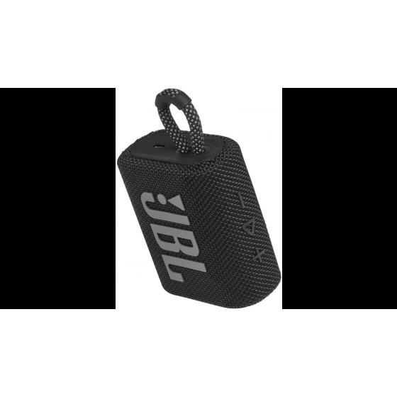 Enceinte portable JBL Go 3 Noir