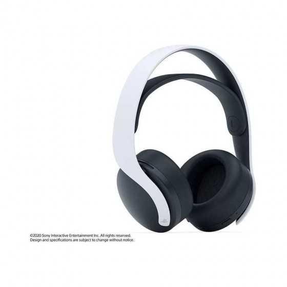 Casque Sans Fil PS5 Pulse3D