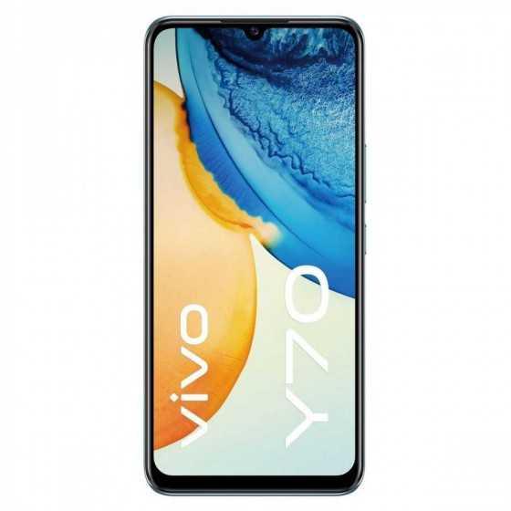 VIVO Smartphone Y70 4G 128 Go 6.44 pouces Bleu Double NanoSim