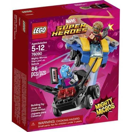 LEGO 76090 Mighty Micros :...