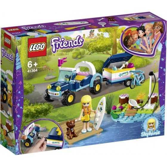 LEGO 41364 Le buggy et la...